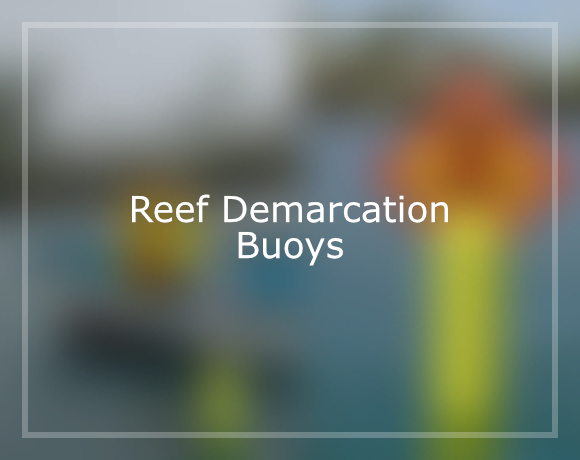 Reef Demarcation Buoys