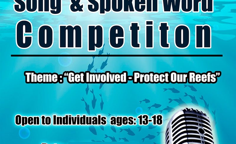 Song and Spoken Word Competition